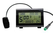 E-Bike KT-LCD3 Display  von Kunteng, wasserdichter Stecker + Verlängerung