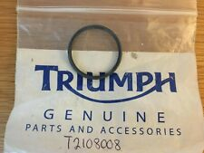Triumph Water pump o ring seal Daytona 600 650 TT600 Speed four , See below