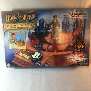 Harry Potter & the Sorcerers Stone Levitating Challenge Skill Action Game PARTS
