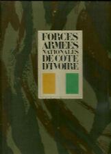 LIVRE - FORCES ARMEES NATIONALES DE COTE D'IVOIRE - 1978
