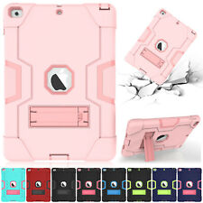 Heavy Duty Shockproof Kids Hard Case Cover For iPad 2 3 4/Mini 1 2 /9.7 2018 6th