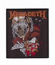 "Megadeth ""Peace Sells"" Patch metallica-antrax-slayer-overkill-kreator-possessed"