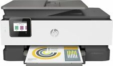 Hp - OfficeJet Pro 8035 Wireless All-In-One Inkjet Printer with 8 Months of I.