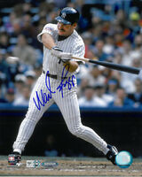 Wade Boggs signed New York Yankees 8x10 Photo- MLB Hologram