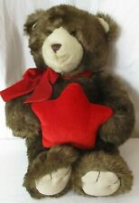 "GUND Make A Wish Teddy Bear Plush 18"" Zales Musical Wish Upon A Star 46408"
