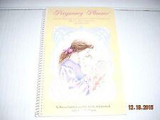 Pregnancy Planner Parenting Magazines Journal New Book