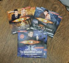 Doctor Who Audio Cds Read By David Tennant 10th Doctor And Rose Three Stories