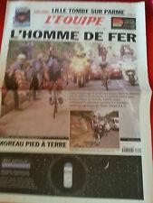 journal  l'équipe 21/07/2001 CYCLISME TOUR DE FRANCE 2001  ARMSTRONG ULLRICH