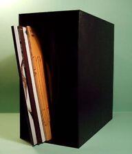 MOBILE ESPOSITORE per 40-50 dischi LP vinile 33 giri box esposizione libreria DJ