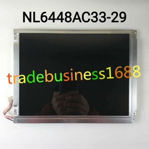 "Free shipping NL6448AC33-29 new 10.4""640×480 lcd panel with 90 days warranty"
