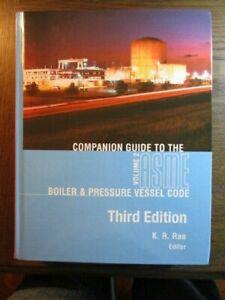 Companion Guide ASME Boiler & Pressure Vessel Code Vol. 2 - 3rd Edition K.R. Rao