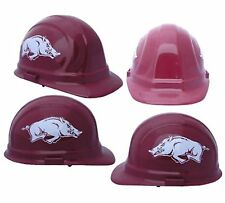 Arkansas Razorbacks NCAA Football Helmet Hard Hat  ANSI/OSHA Approved