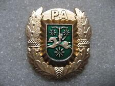 .Abkhazia Abkhazian Army Cap Badge