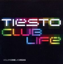 Tiesto = Club Life/Las Vegas = CD = Trance Progressive House!!!