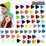 Original Cuffed Beanie - Beechfield (B45) Soft Winter knitted hat Men/Women cap