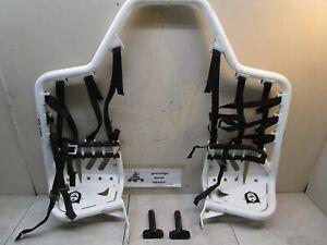 PRO ARMOR NERF BARS W/ HEEL GUARDS ! 04-18 honda trx 450r trx450r trx450er 450er
