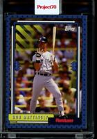 2021 Topps Project 70 Card #75 Don Mattingly 1992 by Claw Money