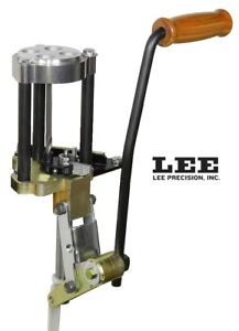 Lee Precision  4 Hole Turret Press with Auto Index   # 90932  New!