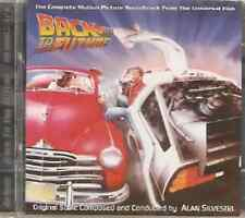 Alan Silvestri: BACK to the Future (colonna sonora SCORE double-CD)