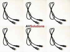 2 M Cable De Altavoces BeoLab para Bang & Olufsen Tvs Powerlink Mk3 (HQ, Cables x6)