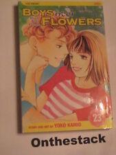 MANGA:     Boys over Flowers Vol. 23 by Yoko Kamio (2007, Paperback)