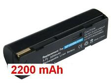 Battery 2200mAh Type BN-V101 V101E DB-30 NP100 NP-100 for Toshiba PDR-M3