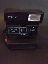 Polaroid One Step Flash 600 film untested