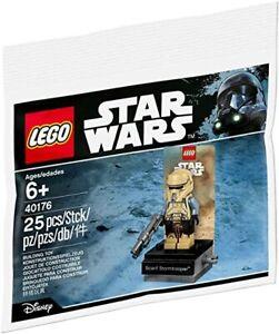Lego Star Wars Scarif Stormtrooper Polybag 40176 BNIP