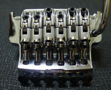 Ibanez EDGE Guitar Locking Bridge / Tremolo System Original chrome silver F JEM
