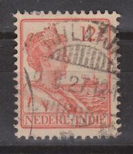 Nederlands Indie Netherlands Indies 117 TOP CANCEL TJILATJAP Wilhelmina 1913