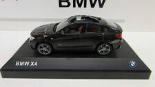BMW X4 COUPE (F26) -  BLACK SAPPHIRE METALLIC - 1/43
