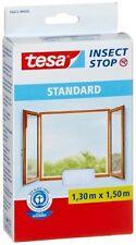 Tesa Insect Stop Moustiquaire Standard pour fenetre 1.3m x 1.5 M