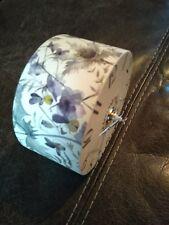 Thomas Kent Portobello hedgerow mantle clock BNWT Ideal gift for weddings