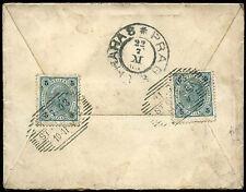 Austria 1903 St. Gilgen - Prague Cover #C25683