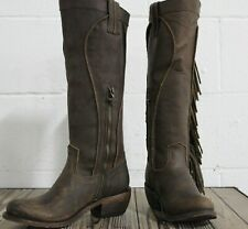 Junk Gypsy by Lane Boots Texas Tumbleweed Women's Western Cowgirl Boots Size 7.5