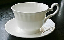 Roy Kirkham Large Breakfast Cup &Saucer Quality Selected Seconds Fine Bone China