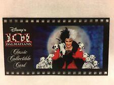 Disney's 101 Dalmatians Live Action Classic Collectible Card