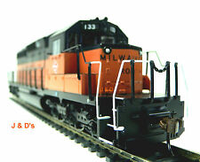 HO Scale Model Railroad Train Bachmann Milwaukee Road SD-40 DCC Equip Locomotive