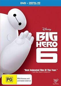 Big Hero 6 : NEW DVD