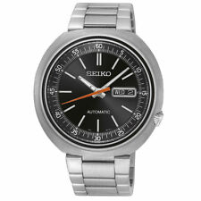 SEIKO SRPC11 RECRAFT RETRO SRPC11K1 STAINLESS STEEL MENS AUTOMATIC WATCH 100m