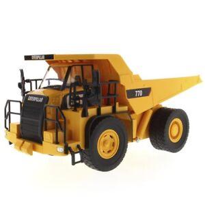 Diecast masters 1:35 RC CAT 770 Mining Truck HD PVC Plastic 23004