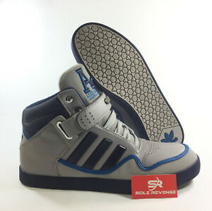 New adidas Originals AR 2.0 Aluminum Gray Royal Blue Navy AdiRise Shoes G66370