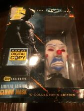 The Dark Knight Collector's Edition with Clown Mask