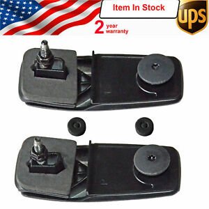 REAR LIFTGATE GLASS WINDOW HINGE RIGHT & LEFT FOR Ford Escape Mercury Mariner