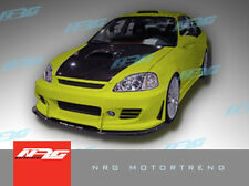 Civic 96-98 2/4 door Honda BD2 style Poly Fiber full body kit bumper kit