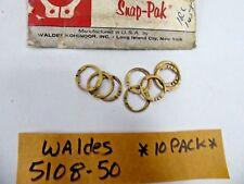 Waldes 5108-50 Retaining Ring Snap Ring (Pack of 10)