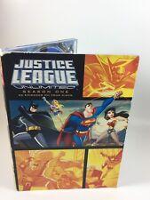 Justice League Unlimited - Seasons 1  DVD.