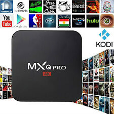 TV BOX Mxq Pro 4k Amlogic s905x Android 5.1 4k QUAD-CORE WIFI SMART 8gb MINI PC