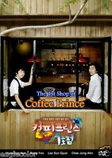 Coffee Prince Korean Drama (5 DVDs) Excellent English & Quality!
