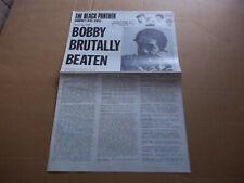 Black Panther newspaper community news service So. Cal. edition Nov. 28, 69 Vg+